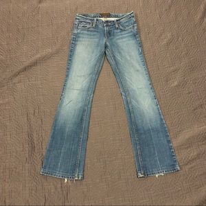 James Jeans by Cured by Seun Dry Aged Denim sz 26